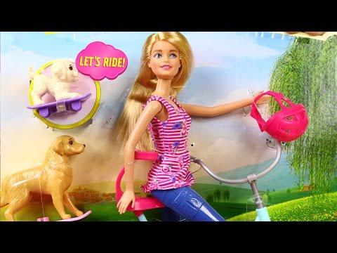 BARBIE - I - JEJ - SIOSTRY - THE - GREAT - PUPPY - ADVENTURE - CLD94