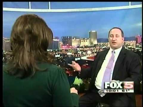 John E. Cereso Speaks w/FOX 5 | Nevada Law Group