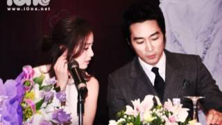 Song Seung Heon And Kim Tae HeeLove Paradise