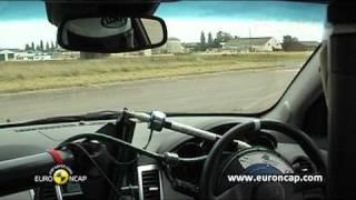Chevrolet Cruze ESC testi - Euro NCAP 2009