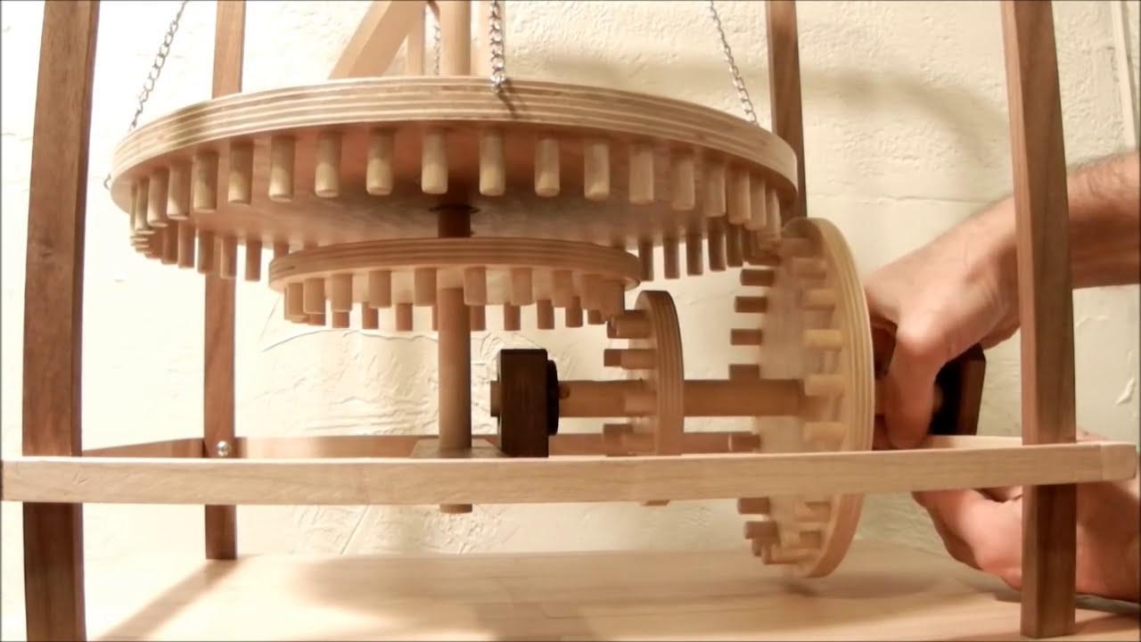 Working Perpetual Motion Machine | Life Free Energy