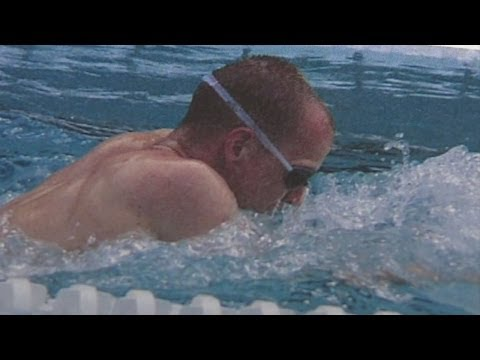 Sink or Swim: one boy's fight against cancer