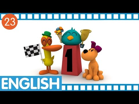 Pocoyo in English - Session 23 Ep. 37 - 40