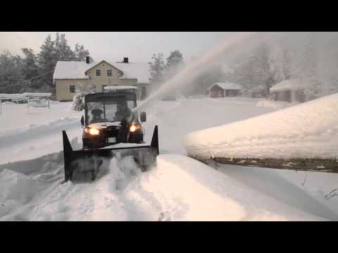 Guide to ATV Snowblowers. - World of ATVs.