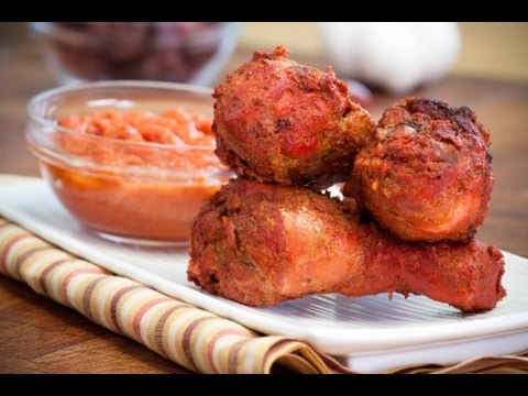 Chicken Drums of Heaven