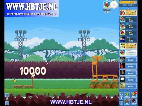 Angry Birds Friends Tournament Level 2 Week 90 (tournament 2) no power-ups