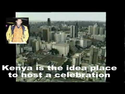 African Americans on Kenya Safari.wmv