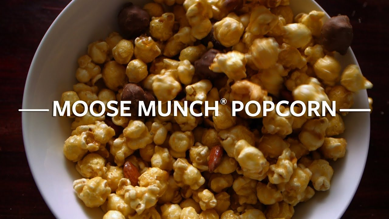 Harry & David Moose Munch Popcorn Gifts - YouTube
