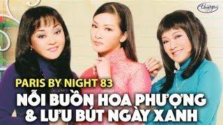 Hoàng Oanh, Hương Lan, Như Quỳnh - LK Nỗi Buồn Hoa Phượng & Lưu Bút Ngày Xanh (Thanh Sơn) PBN 83