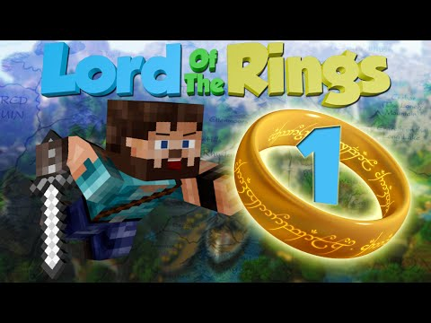 Minecraft Lord of the Rings | MIDDLE EARTH ADVENTURES | Ep.1 - Return of the King