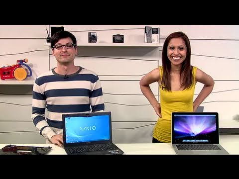 Laptop Reviews: Sony VAIO® S Series vs. MacBook Pro: Which Laptop Should You Buy? - Sony