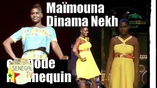 Mounasse dinama nekh défile avec Elage Diouf
