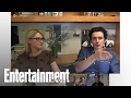 Entertainment Weekly Hangout with Orlando Bloom of 'Romeo & Juliet' #EWtalksRomeo