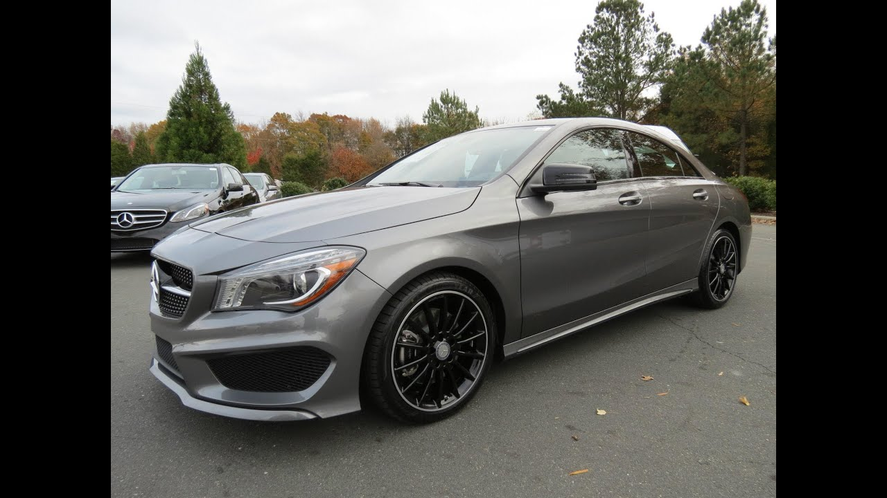 2014 mercedes benz cla250 edition 1 start up exhaust and. Black Bedroom Furniture Sets. Home Design Ideas