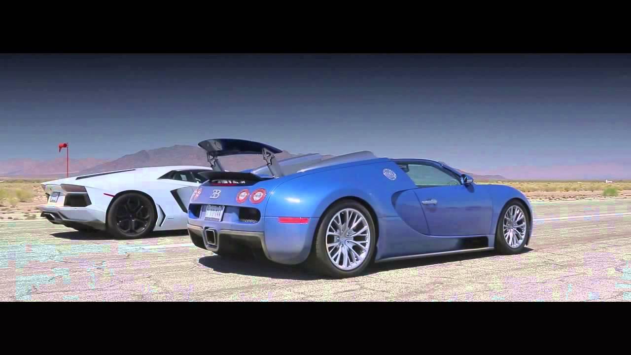 bugatti veyron vs lamborghini aventador youtube. Black Bedroom Furniture Sets. Home Design Ideas