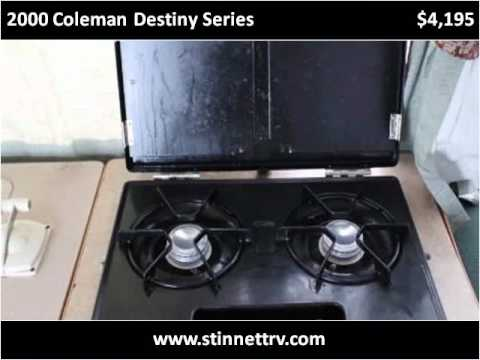 2000 Coleman Destiny Series Used Cars Clarksville In Youtube