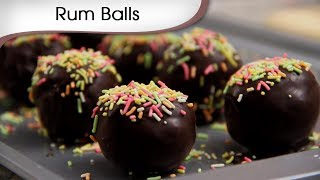 Chocolate Rum Balls (Christmas Special)..