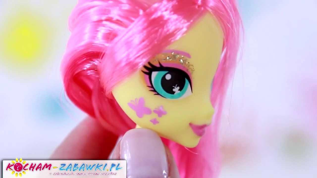 My little pony equestria girl dolls fluttershy - photo#28