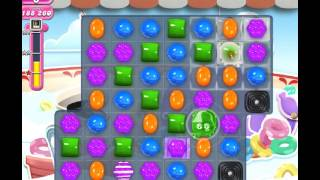 Candy Crush Level 607 Double Chocolates, How To Move