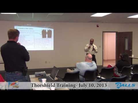 Thorshield Training July 10 2013