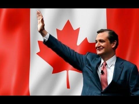 Just How CANADIAN is Republican Senator Ted Cruz?