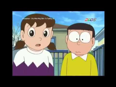 Doreamon Tiếng Việt Phần 5 Tập Nobita nhanh Lên Doraemon sắp về tương lai rồi