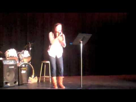 If I Had You by Drew Gasparini (performed by Chloe Gasparini)