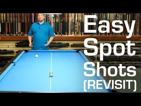 Easy Spot Shots (Revisit)