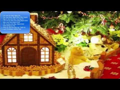 Nhạc Noel hải ngoại  Merry Christmas,