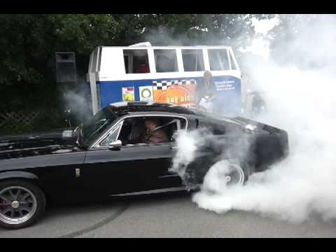 Ford Mustang GT500 Eleanor @ Bug Biss - Video 2