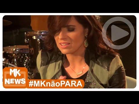 Fernanda Brum - Bastidores do Clipe O Que Tua Glória Fez Comigo (#MKnãoPARA)