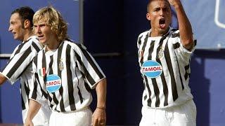 03/08/2003 - Italian Super Cup - Juventus-Milan 1-1 (5-3 dcr)