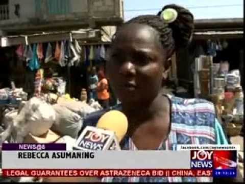 Accra's refuse heap on Joy news (12-5-14)