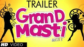 """Grand Masti Trailer"" Official"
