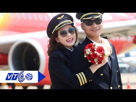 Cơ trưởng từ chối bay vì…nữ cơ phó yêu thích   VTC