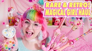 ♡ MAGICAL GIRL WAND HAUL FROM JAPAN! おジャ魔女どれみ ♡