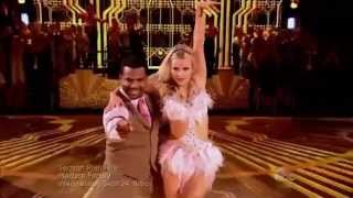 DWTS 19 Weeks 1-4 Alfonso Ribeiro and Witney Carson