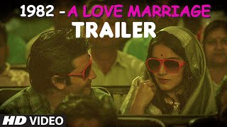 1982 - A LOVE MARRIAGE Theatrical Trailer | Amitkumar Sharma, Omna Harjani | T-Series