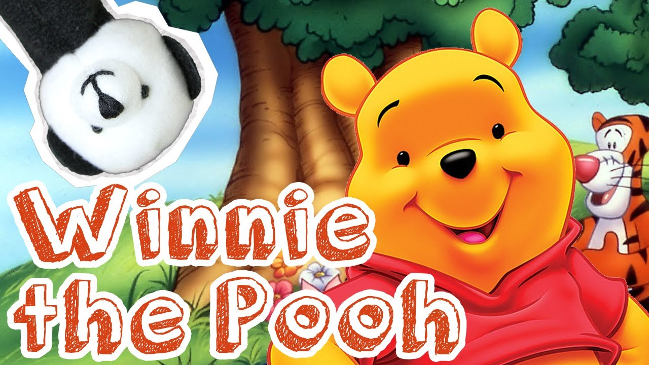 Panda amanda presenta winnie the pooh in italiano youtube