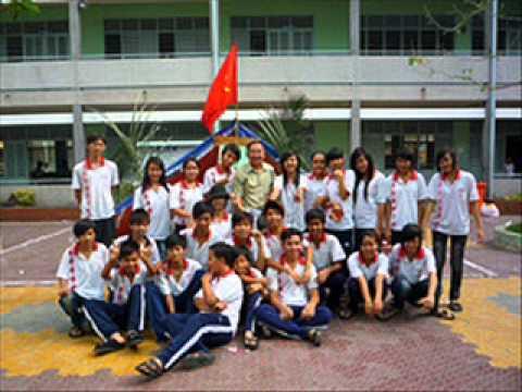 Class 9a8 Chanh Hung School