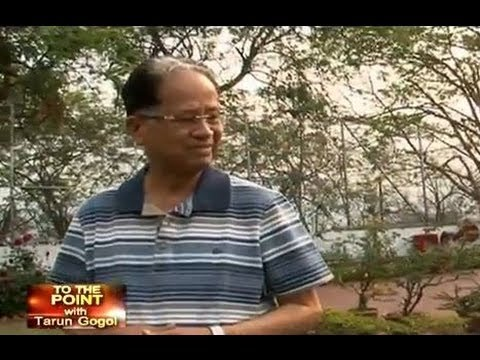 To The Point with Tarun Gogoi