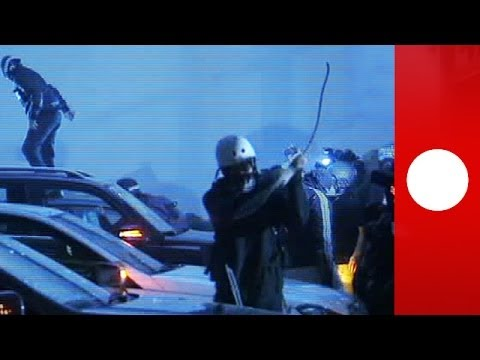 Brazil 2014: Luxury cars smashed in violent protest for free transport