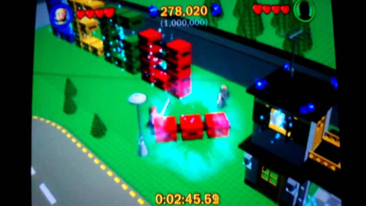 Lego Star Wars The Complete Saga Lego City 28