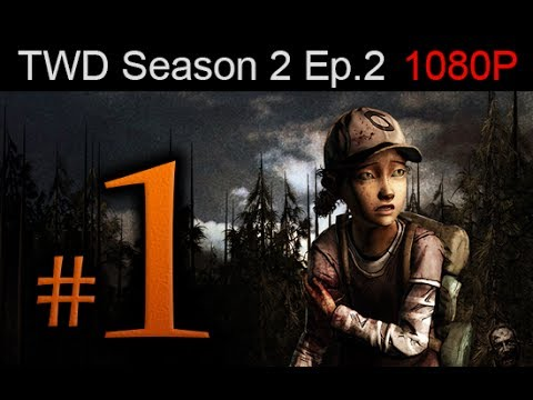 The Walking Dead Season 2 Episode 2 Part 1 [1080p HD] - No Commentary
