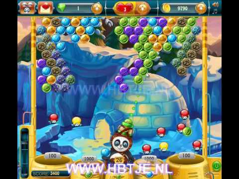 Bubble Origins level 23
