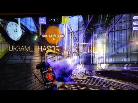 GAME POINT! Rocket League PS4 Gameplay