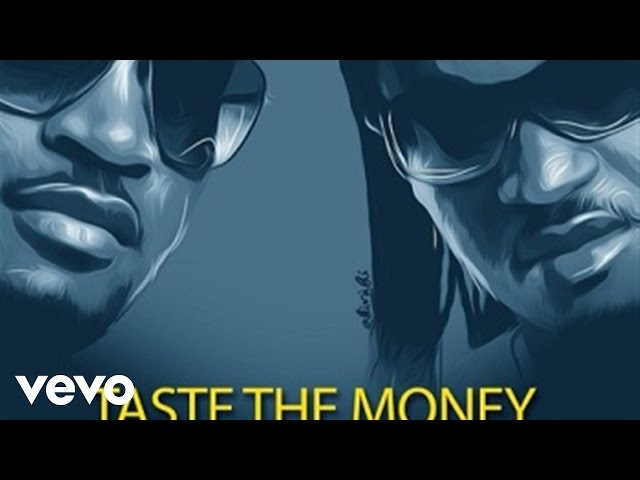 P Square - Taste The Money (Testimony) [Official Lyric Video]