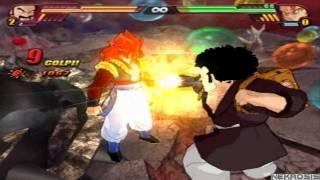 Dragon Ball Z Budokai Tenkaichi 3 Mr. Satan Vs Gogeta 4