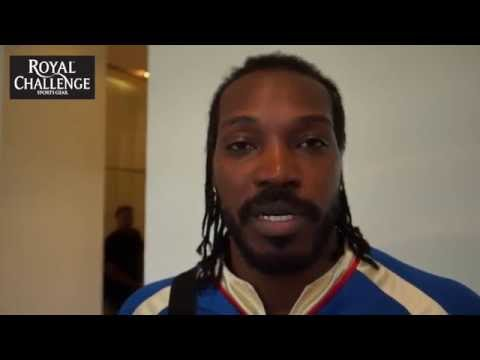 Chris Gayle and Allan Donald Talk about the challenges ahead of RCBvsRR