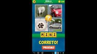 4 Fotos 1 Palavra Em Português (Brasil) Nível 6